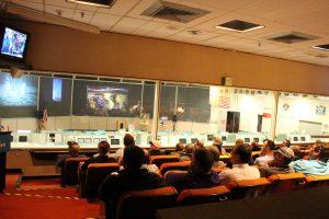 Mission Control NASA