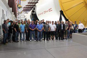 Excursion - Tour of NASA