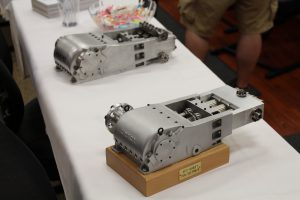 Two Model Pumps