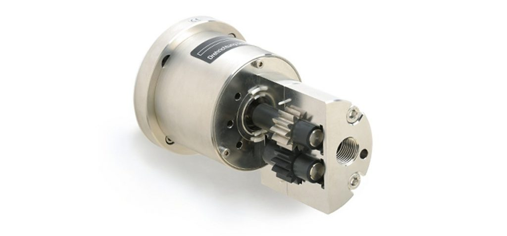Gather Magnetic Drive Gear Pumps