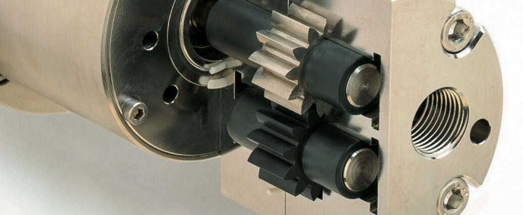 Gather Magnetic Drive Gear Pumps